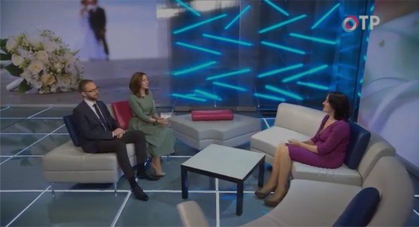 Сваха в Москве. Интервью для ОТР